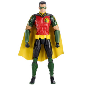 Red Robin - DC Rebirth - DC Comics Multiverse - Mattel