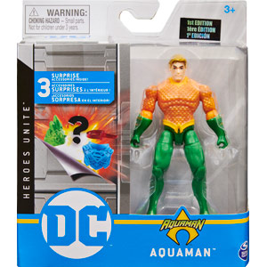 Aquaman - 4 inch action figure - Spin Master