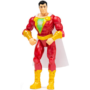 Shazam Metallic Red - 4 inch action figure - Spin Master