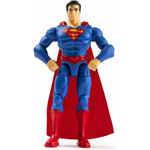 Superman - 4 inch action figure - Spin Master