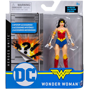 Wonder Woman - 4 inch action figure - Spin Master
